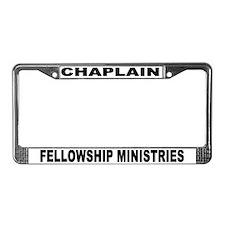 CFMI License Plate Frame