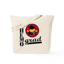 Chemo Grad Melanoma Tote Bag