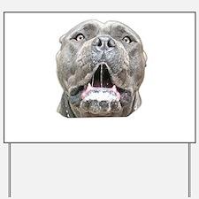 Beware of Guard Dog Sign