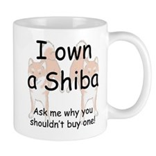 Ask Me Why Not To Buy A Shiba Mug