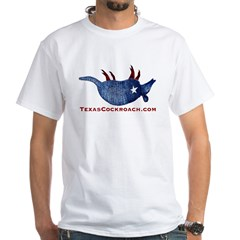 Texas Cockroach Armadillo Shirt