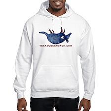 Texas Cockroach Armadillo Hoodie