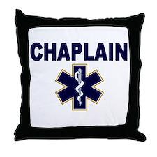 Unique Chaplain fellowship ministries Throw Pillow