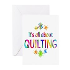Quilting Greeting Cards (Pk of 20)