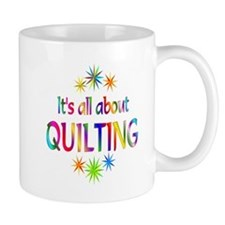 Quilting Small Mugs