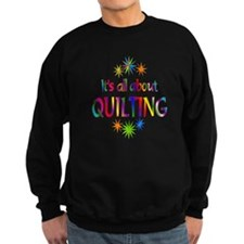 Quilting Sweatshirt