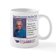 Using Your Horn Mug