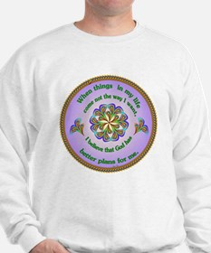 Quotations - Affirmations Sweatshirt
