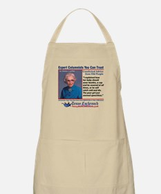 Advice for New Mothers Apron