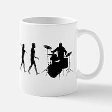 Evolution of Drumming Mug