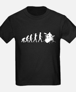 Evolution of Drumming T