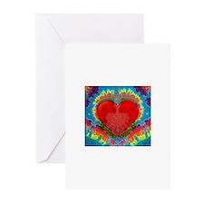 Batik Greeting Cards (Pk of 10)