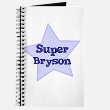 Super Bryson Journal