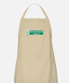 Riverview Terrace in NY Apron