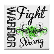 Fight Non-Hodgkin's Lymphoma Tile Coaster