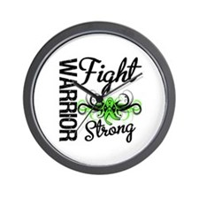 Fight Non-Hodgkin's Lymphoma Wall Clock