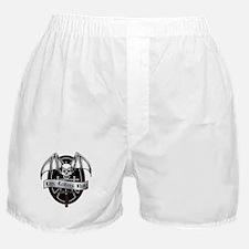 Disc Golfers Rule Boxer Shorts