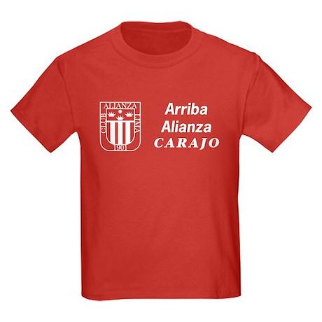 Alianza Lima Kids Dark T-Shirt
