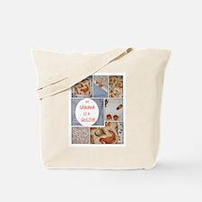 Grandma Quilts Tote Bag
