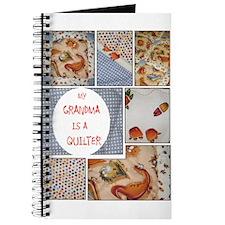 Grandma Quilts Journal