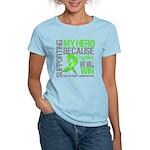 Hero NonHodgkinsLymphoma Women's Light T-Shirt