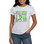 Hero NonHodgkinsLymphoma Women's T-Shirt