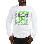 Hero NonHodgkinsLymphoma Long Sleeve T-Shirt