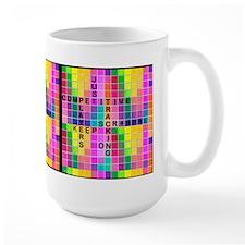 Just Keep Tracking Mug