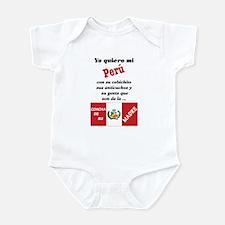 Peruchos Infant Bodysuit