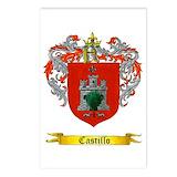 Castillo Postcards