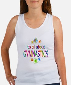 Gymnastics Women's Tank Top