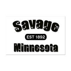 Savage Established 1892 Posters