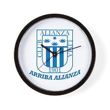 Alianza Lima Wall Clock