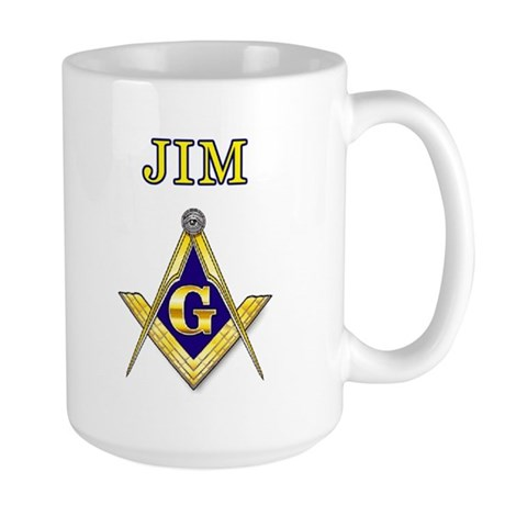 JIM Large Mug