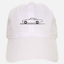 68 and 69 Roadrunner Baseball Baseball Cap