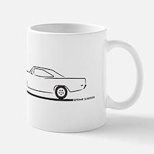 68 and 69 Roadrunner Mug