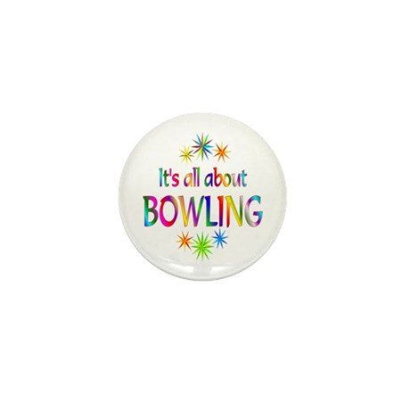 Bowling Mini Button