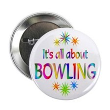 """Bowling 2.25"""" Button (10 pack)"""