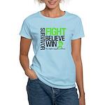 NonHodgkinsFightWin Women's Light T-Shirt