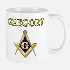GREGORY Mug