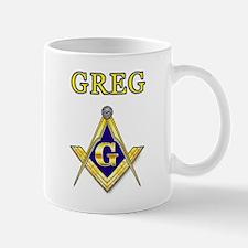 GREG Mug