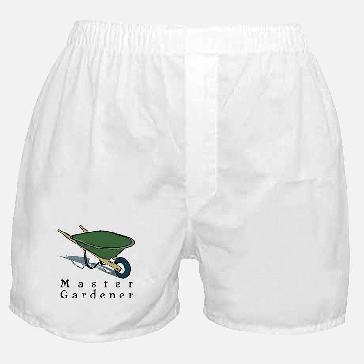 Master Gardener Boxer Shorts