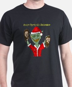 Don't Open Til Christmas T-Shirt