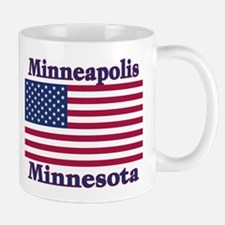 Minneapolis Flag Mug
