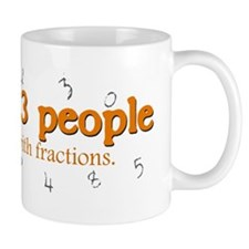 Fraction Troubles Mug