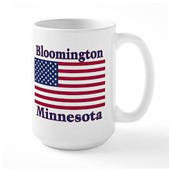Bloomington Flag Mug
