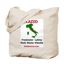 Cute Latina Tote Bag