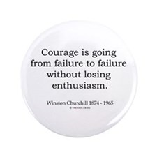 "Winston Churchill 2 3.5"" Button (100 pack)"