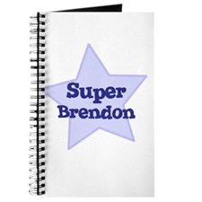 Super Brendon Journal