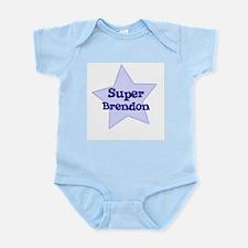 Super Brendon Infant Creeper